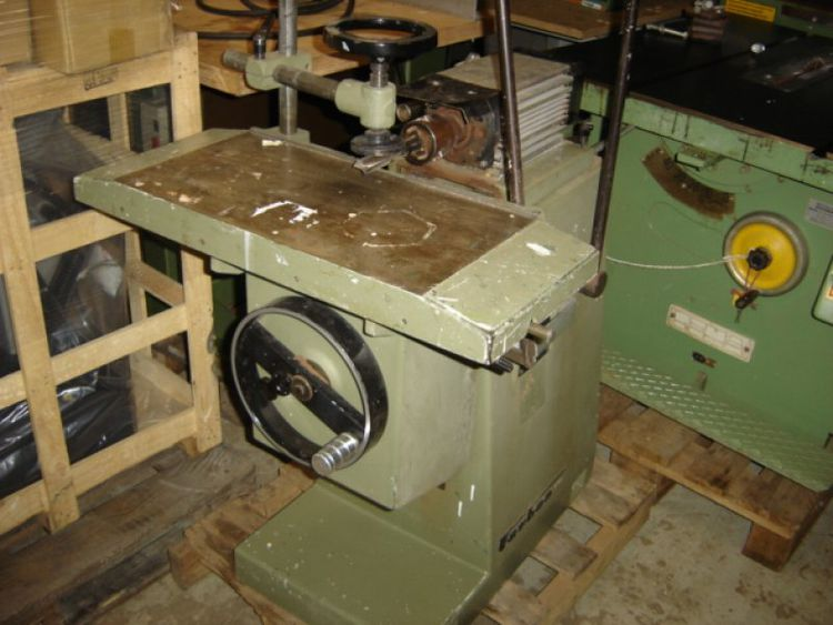 Verboom Long hole drilling machine