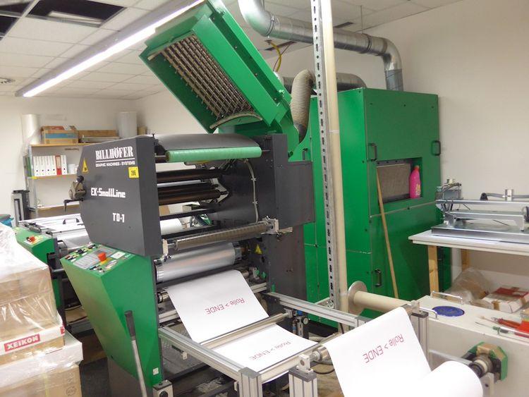 Billhoefer EK-SM-1 Laminating Machine