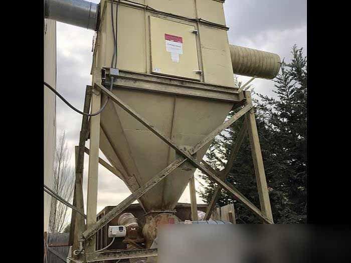 Murphy Rodgers MRSE-16, Dust System