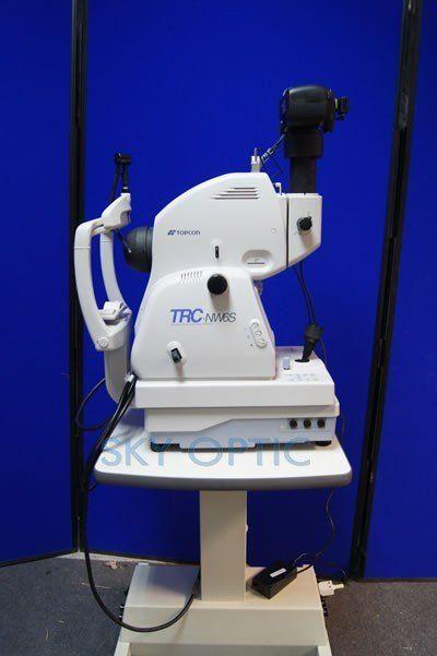 Topcon TRC-NW6S