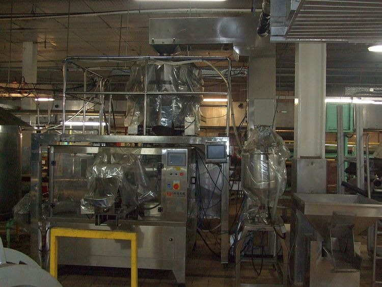 Kedi Packaging POUCH FILLING LINE