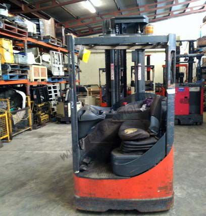 Linde Sit Down Reach Truck    R14 1400kg
