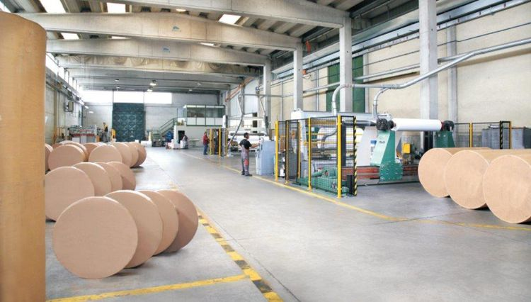 Jagenberg 3.350 mm slitter rewinder for paper & board, avail now dismantled for small price!
