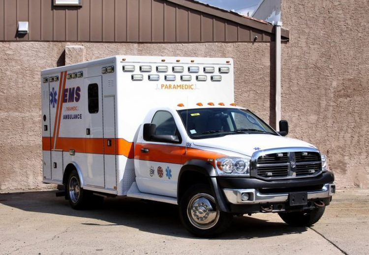 AEV, Dodge Ambulance
