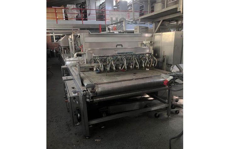 Alimec, Dubor, Mondini Pancake line 29.700 pieces per hour