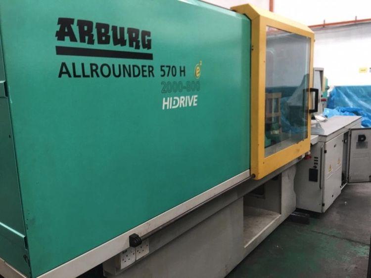 Arburg 570 H 2000-800 200 T