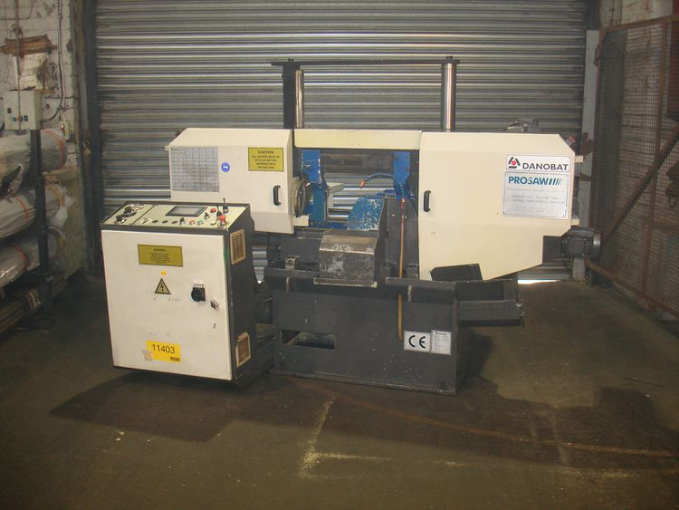 Danobat CR260 AF TWIN COLUMN Automatic Bandsaw Automatic