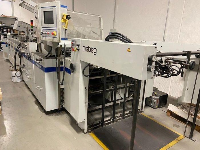 Steinemann HIBIS 104 Laminating machine
