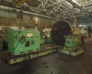 Kramatorsk Engine Lathe 50 rpm 1A693