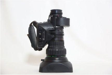 Fujinon A20 x 8BDEVM Lens