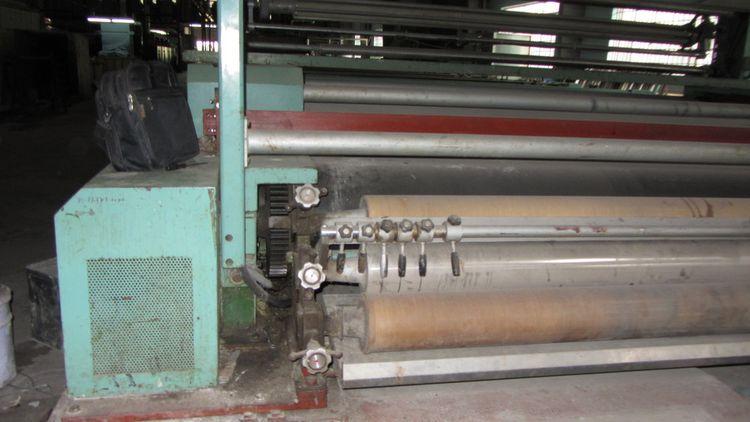 Ichinose 350cm Ichinose flat bed printing machine