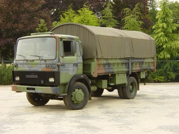 Other 110-17 am (4X2) Cargo truck