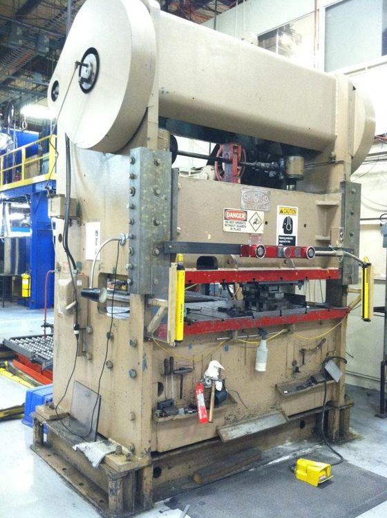 Chicago SS-150-36-72 Press Brake 150 Ton