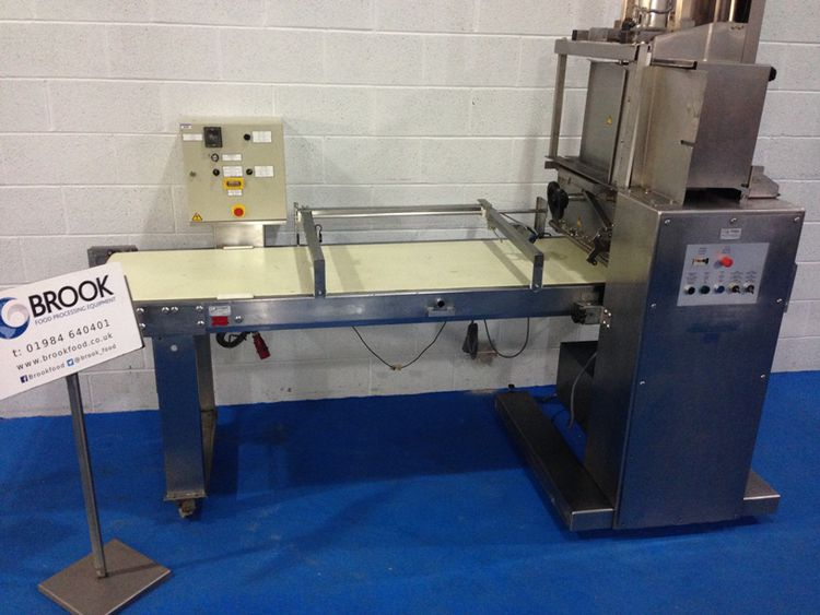 Rondo BUTTER EXTRUDING LINE