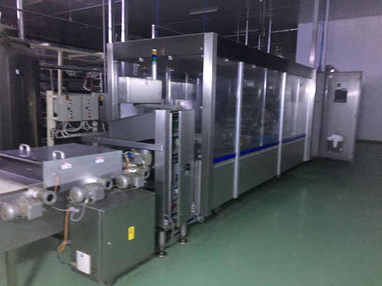 Haas 88 PLATE WAFER LINE