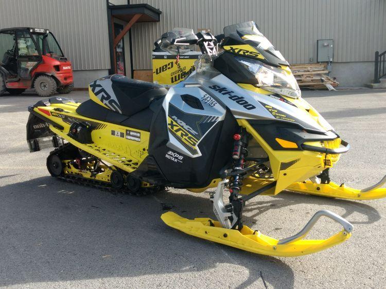 Ski-Doo BRP XRS 800R ETEC