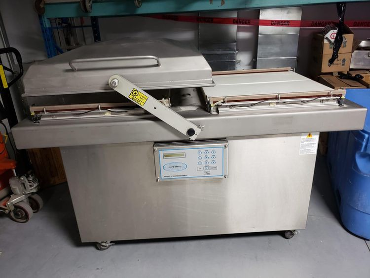 Sipromac S20A DOUBLE CHAMBER SEALER VACUUM MACHINE