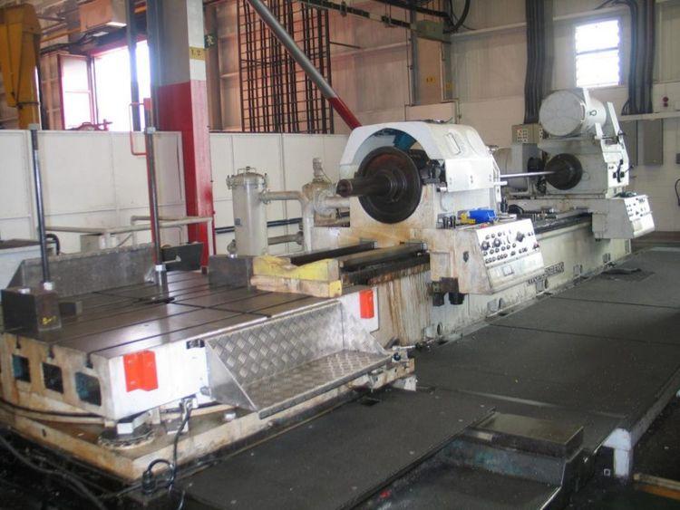Wohlenberg B800P Heavy Duty Deep Hole Borer & Trepanning Machine