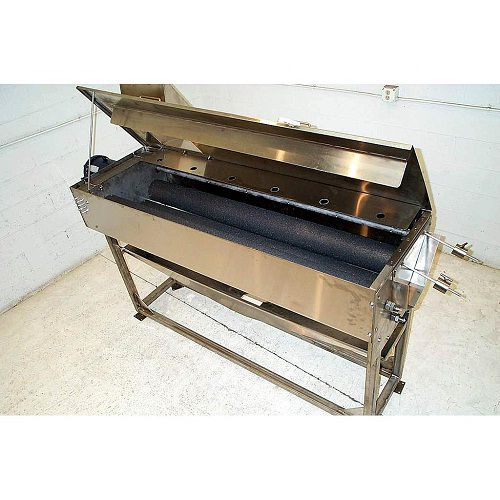 Others 4-Roll Abrasive Peeler