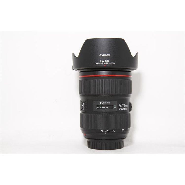 Canon 24-70mm f2.8L II USM