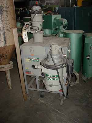 Conair CD30, DESICCANT DRYER