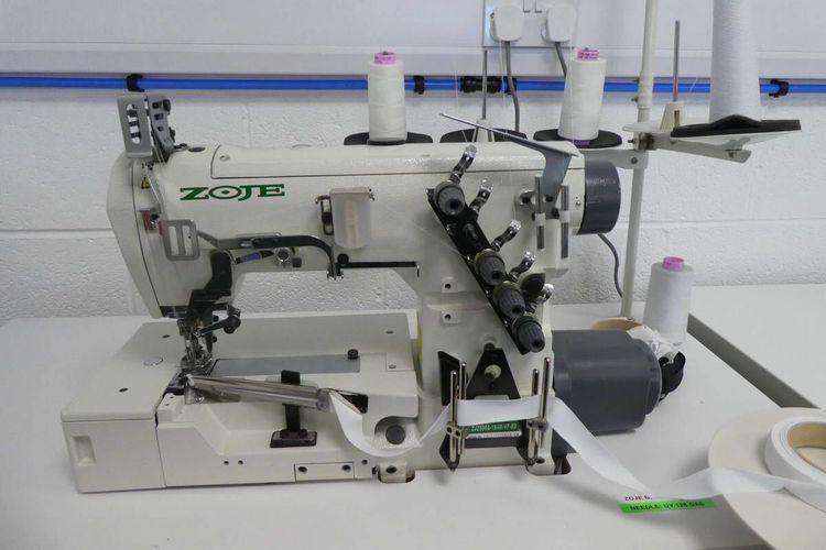 ZJ2500A-164M-VF-BD Coverseam binder