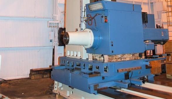 Union BFP130  CNC Floor Type Horizontal Boring Mill 5.12″ 1000 RPM