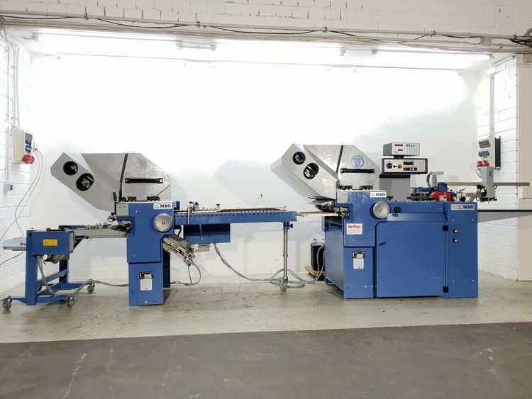 MBO T530-1-53/4-Z2 F X07/39, Folding machine
