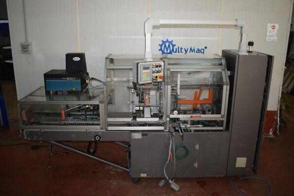 Other R268 , Automatic cartoning machine