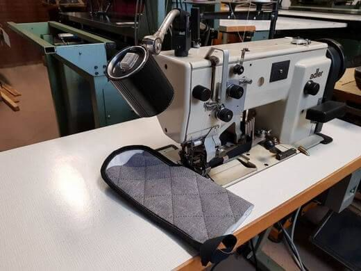 Adler 467 AE for heavy sewing