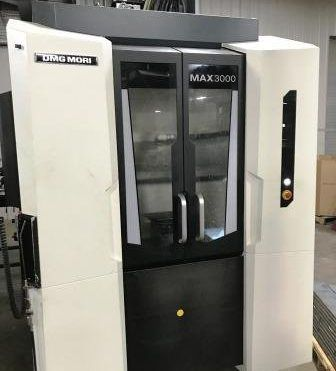 DMG Mori MAX 3000 3 Axis