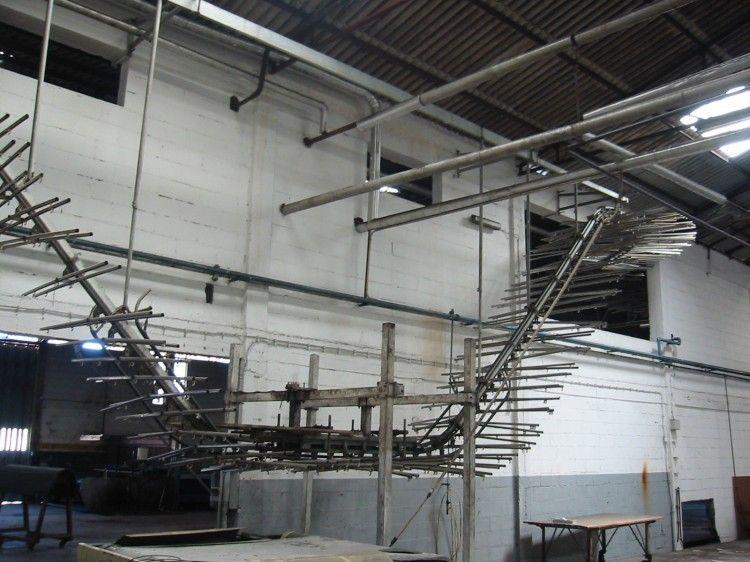 Italprogetti Overhead conveyor