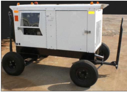 Hobart Jet-EX2, Ground Power Unit