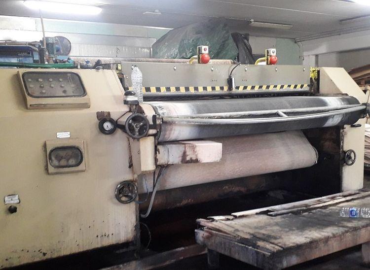 CM PRCNT 2400 through-feed sammying machine