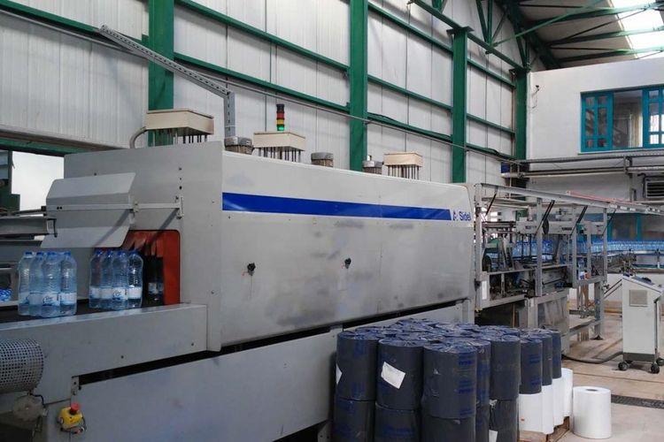 Sidel Complete Bottling Line For Still Water