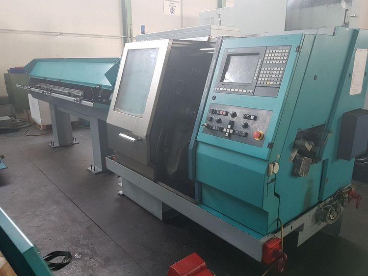 Index Sinumerik 840C CNC control 5000 rpm ABC 2 Axis
