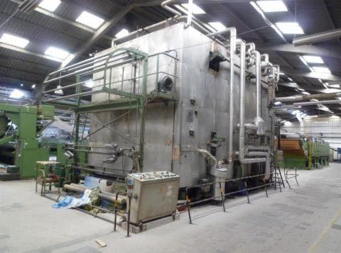 Artos, Babcock Steamer  260 Cm