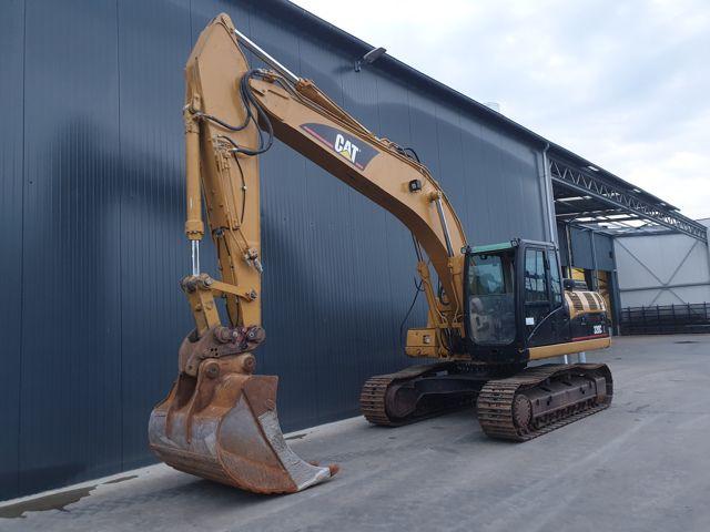 Caterpillar 320C L Excavator