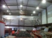 Bollegraaf, Demag 20 ton gantry crane