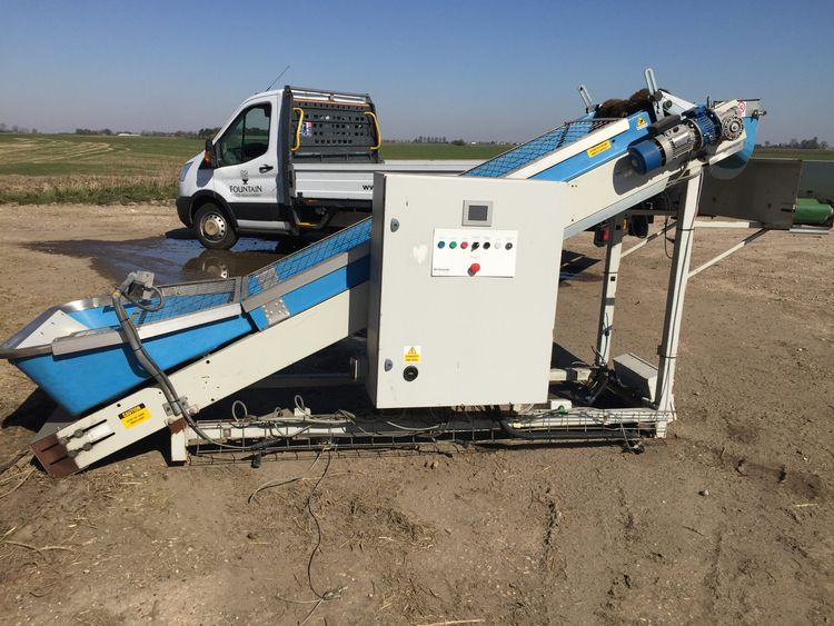 Sormer CL2-104 fruit counting line