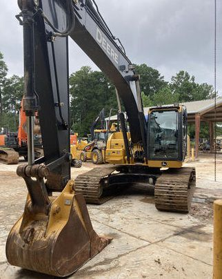 John Deere 210G LC Excavators