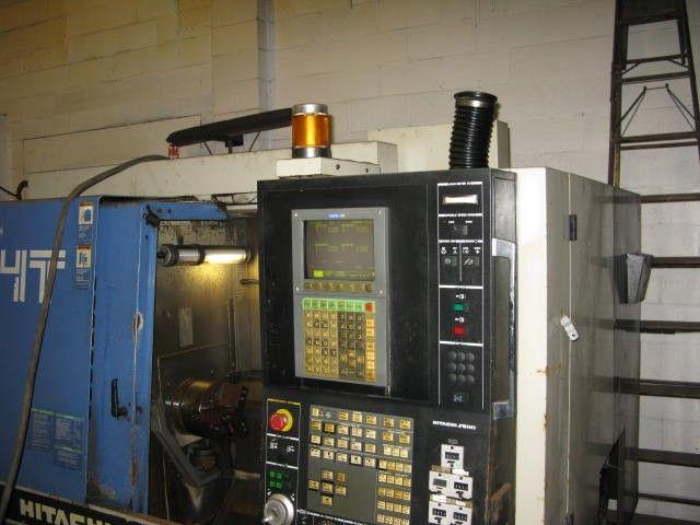Hitachi Seiki Seicos Multi CNC Control Max. 5000 rpm HT-20 SII 2 Axis