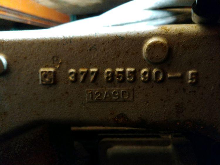 2 Perkins Pair Perkins Marine 170HP