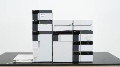 Shimadzu Nexera, HPLC System