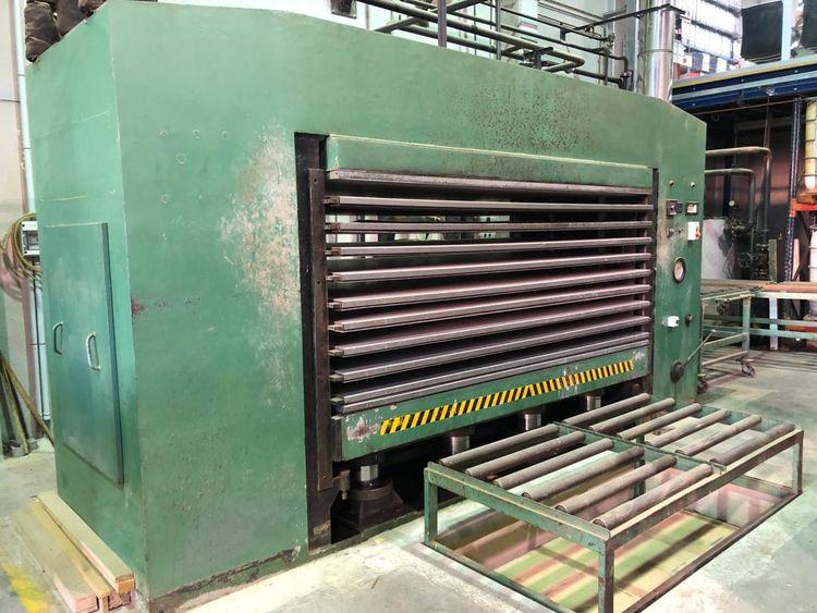 Dresan hot plate press