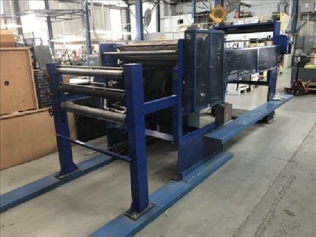 Maxson MSS fixed bed knife sheeter