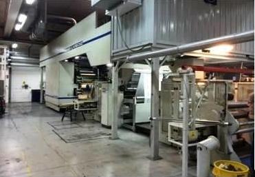 Fischer & Krecke (F&K) CI Printing Presses 8 1.450 mm