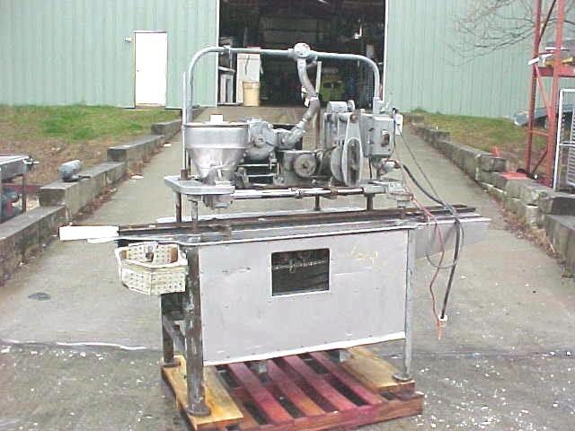 Elgin Twin Piston Conveyorized Filler