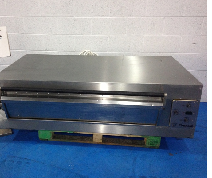 Tom Chandley Deck Oven
