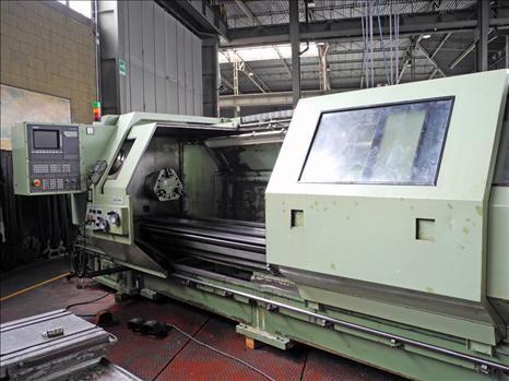 PBR CNC SIEMENS 840 C. 2000 rpm T 35 CNC x 3000 3 Axis